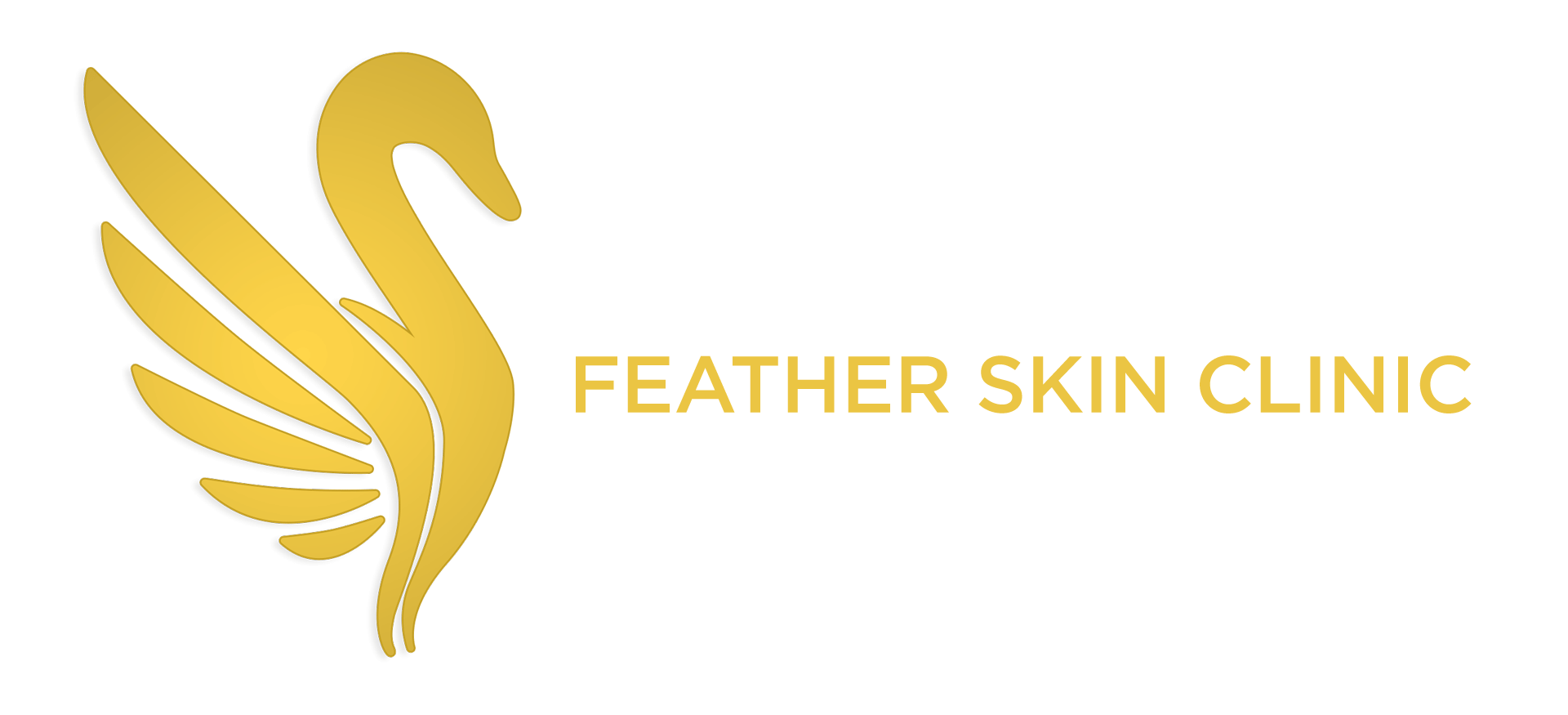 Feather Skin Clinic Mobile Retina Logo